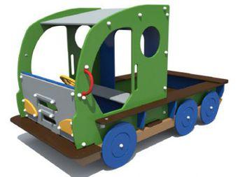 Авто с песочницей ДП801