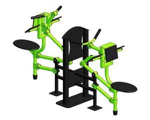 Тренажер для мышц бицепса УТ1333
